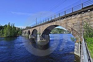 Railway Bridge Stock Photos - Image: 20352813