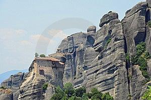 Meteora Rocks Stock Photography - Image: 20356042