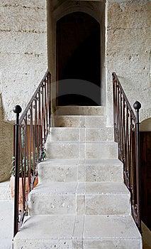 Steps Railings Archway Dark Doorway Royalty Free Stock Photo - Image: 20358855