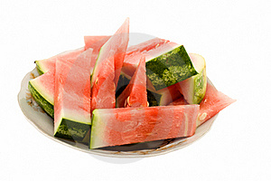 Watermelon Slices Stock Images - Image: 20367574