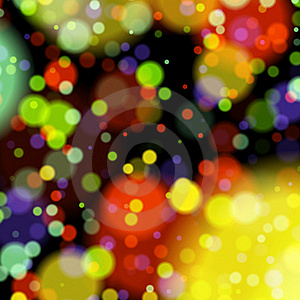 Bokeh / Lights Royalty Free Stock Images - Image: 20369499