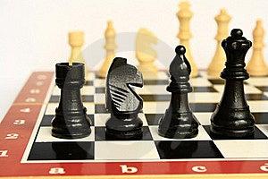 Chess. Stock Photos - Image: 20370323