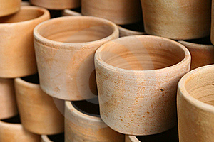 Pottery Stock Image - Image: 20373771