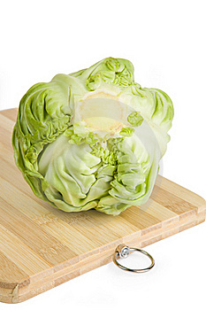 Green Cabbage Royalty Free Stock Photos - Image: 20373828