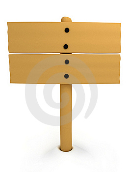 Empty Sign Stock Photography - Image: 20375232