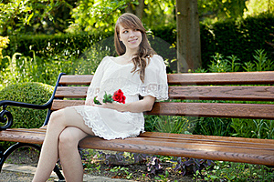 Love In The Park Stock Image - Image: 20378221