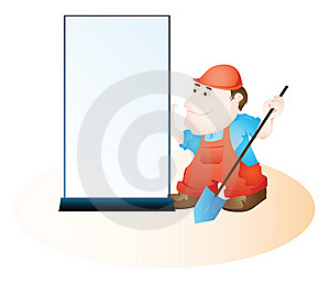 Worker Royalty Free Stock Images - Image: 20378579