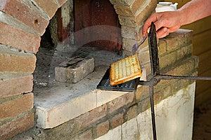Baking Waffles Stock Photography - Image: 20380072