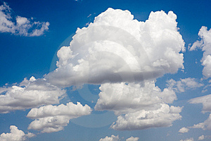 Nice Clouds Stock Photo - Image: 20380360