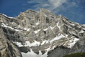 Rugged Mountain Peaks Royalty Free Stock Image - Image: 20384166