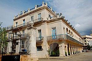Hotel Santa Isabel, Plaza De Armas Stock Image - Image: 20386861