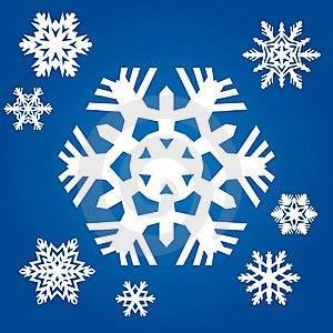 Original Snowflakes Royalty Free Stock Photography - Image: 20388297