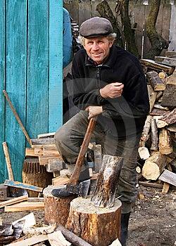 Lumberjack Royalty Free Stock Photos - Image: 20389278