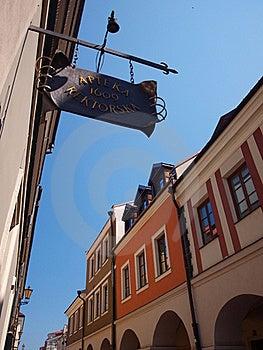Zamosc, Poland Royalty Free Stock Image - Image: 20389816