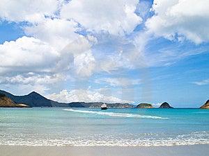 Sai Wan Beach Coast Stock Images - Image: 20390414