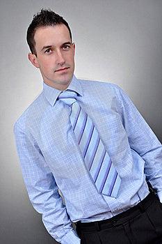 Business Man Stock Photo - Image: 20394110