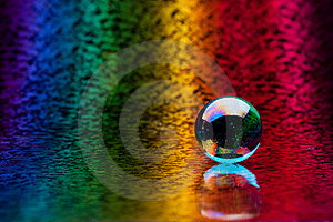 Crystal Sphere Stock Photos - Image: 20395993