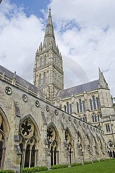 Salisbury Cathedral Royalty Free Stock Photos - Image: 20408578