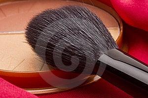 Powder Brush Stock Photography - Image: 20415842