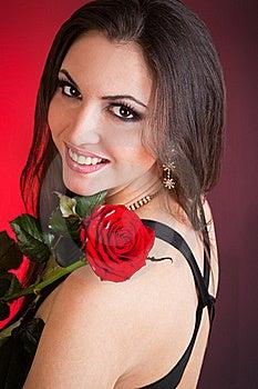 Beautiful Woman Stock Photography - Image: 20416612