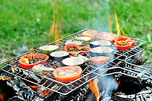 Barbecue Stock Image - Image: 20417011