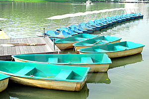 Rowboat Royalty Free Stock Photos - Image: 20417168
