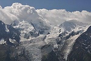 Mont Blanc Massif Royalty Free Stock Photos - Image: 20422988