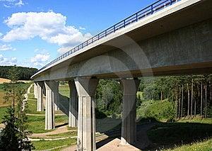 Klumbachtal Brücke Stock Image - Image: 20423861