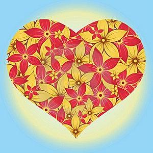 Mola Do Coração Fotos de Stock - Imagem: 20424233