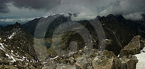 High Tatra Mountains Slovak Stock Photography - Image: 20424742