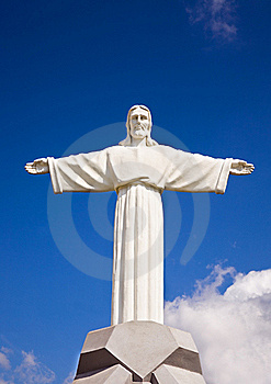 Statue Of The Christ Stock Photos - Image: 20426693
