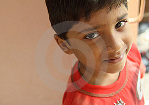 Indian Little Boy Stock Images - Image: 20427164