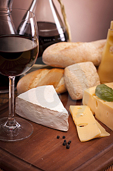 Cheese Composition Stock Photography - Image: 20429052