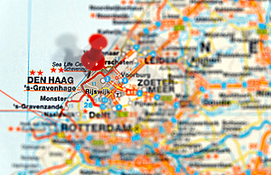 Travel Destination Den Haag Royalty Free Stock Photos - Image: 20429298
