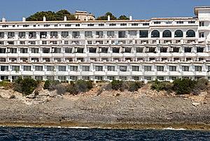Hotel On Majorca Royalty Free Stock Photo - Image: 20431065