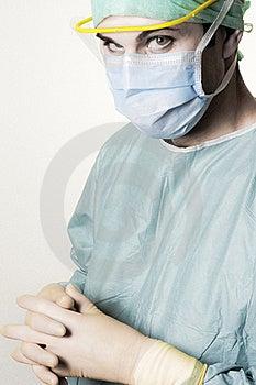 Surgeon Royalty Free Stock Image - Image: 20431626