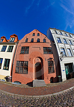 Historic Buildings Royalty Free Stock Photography - Image: 20432917