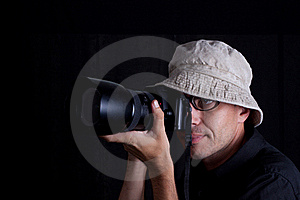 Paparazzi Stock Photo - Image: 20434590