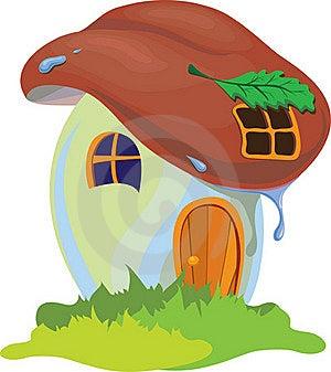 Fairy Mushroom Stock Image - Image: 20434701