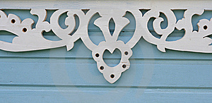 Element Of Russian Decoration Royalty Free Stock Image - Image: 20434976