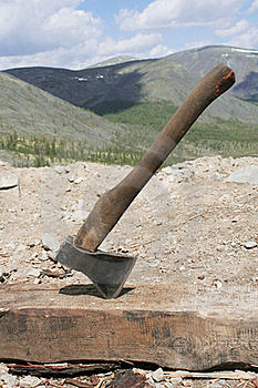 Axe Stock Photos - Image: 20437413
