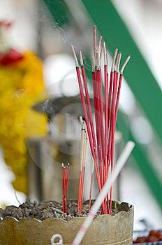Incense Royalty Free Stock Photo - Image: 20437485
