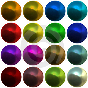 Abstract Spheres Stock Image - Image: 20438981