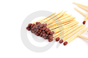 Matches Stock Image - Image: 20439361
