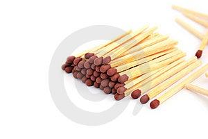 Matches Stock Image - Image: 20439361