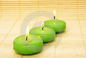 Candles Stock Photos - Image: 20440173