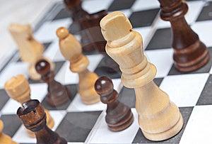 Chessboard Stock Photo - Image: 20443550