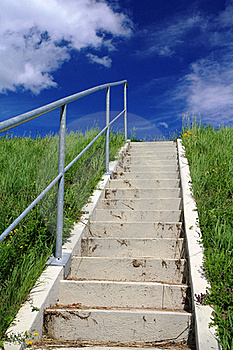 Stairway Royalty Free Stock Images - Image: 20446519