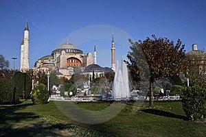Hagia Sophia Royalty Free Stock Images - Image: 20447089