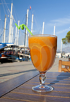 Carrot Juice Royalty Free Stock Images - Image: 20459409